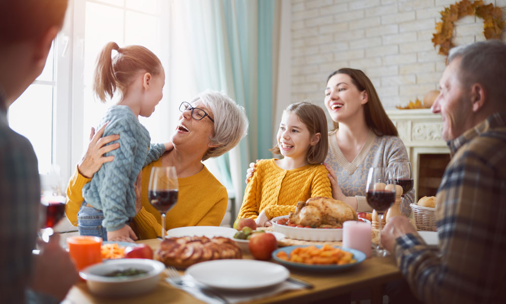 What's the Secret to a Happy Family Gathering? – Conquer the Crave – Plan Z  Diet